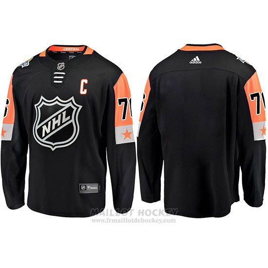 Maillot Montreal Canadiens 2018 All Star Noir Captain