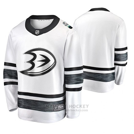 Maillot Anaheim Ducks 2019 All Star Blanc