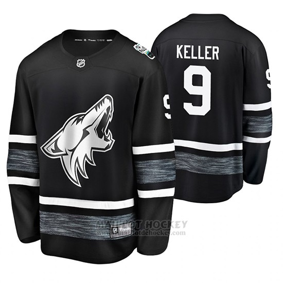 Maillot Arizona Coyotes Clayton Keller 2019 All Star Noir