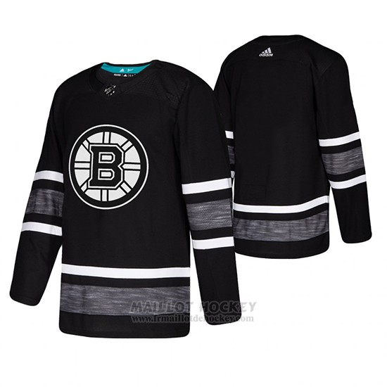 Maillot Boston Bruins Blank 2019 All Star Noir