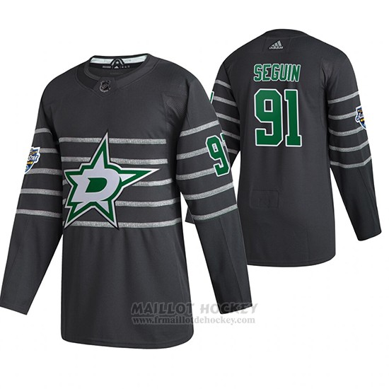 Maillot Dallas Stars Tyler Seguin 2020 All Star Authentique Gris
