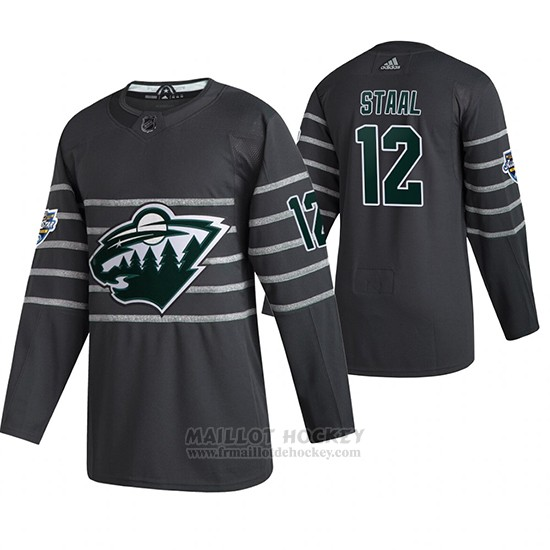 Maillot Minnesota Wild Eric Staal 2020 All Star Authentique Gris