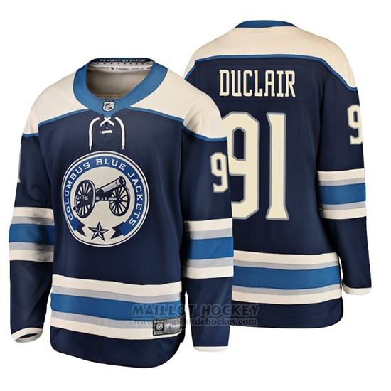 Maillot Enfant Columbus Blue Jackets Anthony Duclair 2019 Alternato Fanatics Breakaway Bleu