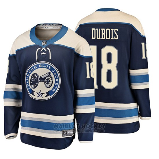 Maillot Enfant Columbus Blue Jackets Pierre Luc Dubois 2019 Alternato Fanatics Breakaway Bleu