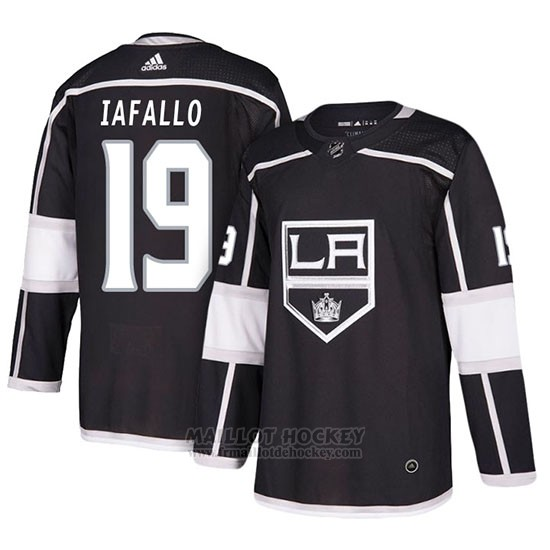 Maillot Los Angeles Kings Alex Iafallo Domicile Noir
