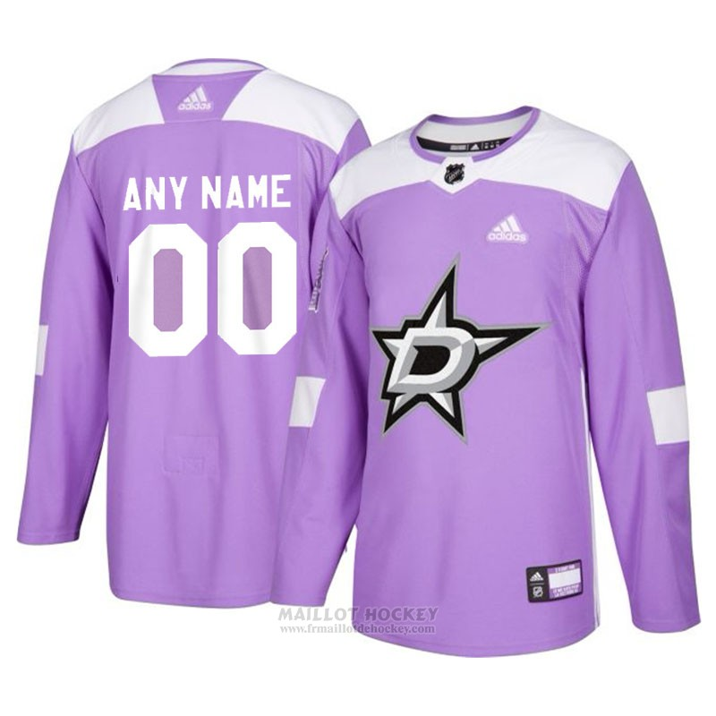Maillot Dallas Stars Personnalise Volet