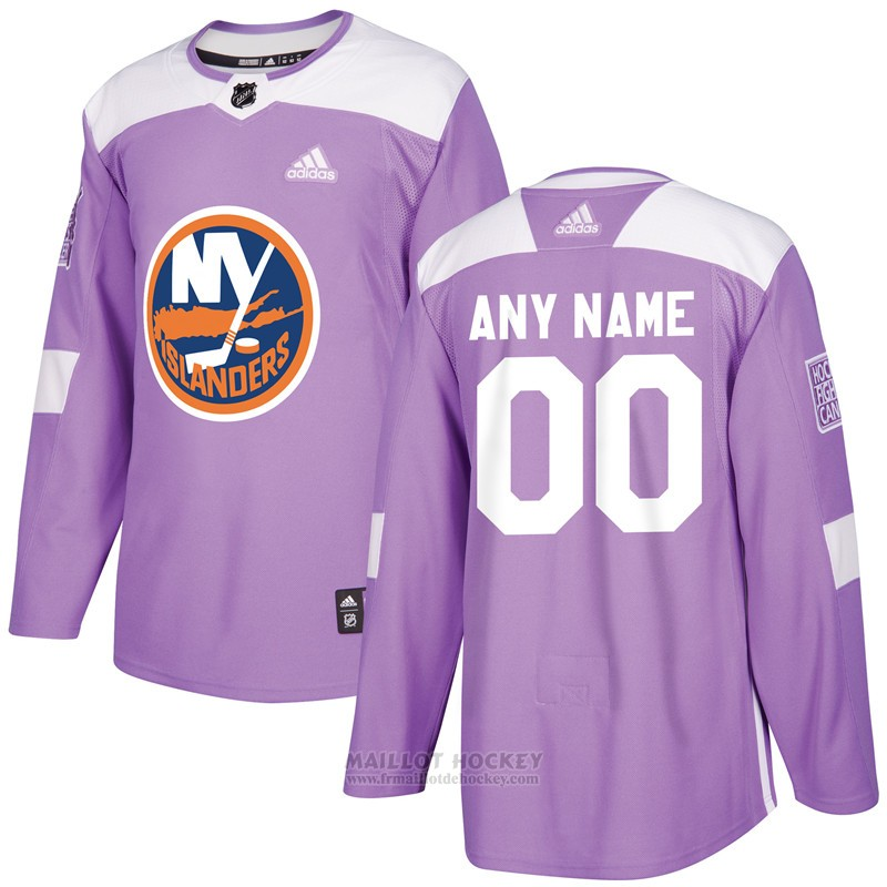 Maillot New York Islanders Personnalise Volet