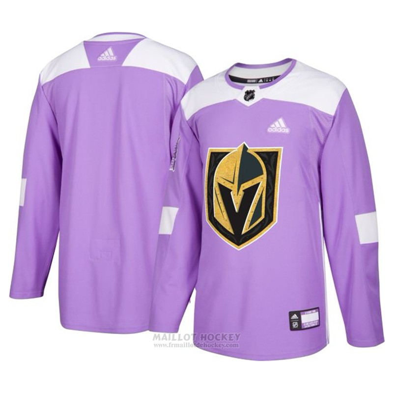 Maillot Vegas Golden Knights Personnalise Volet