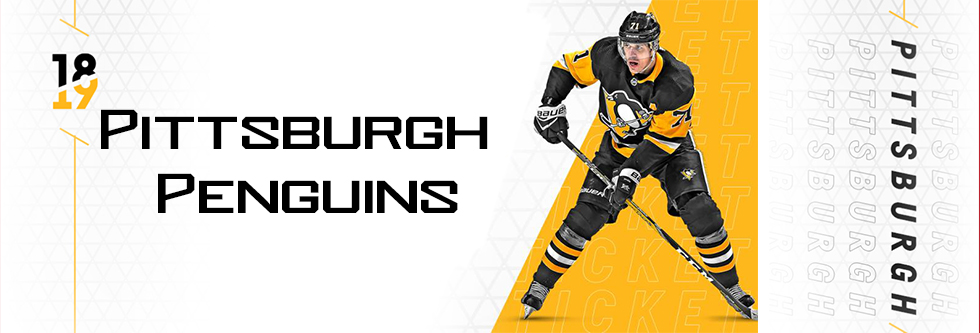 Maillot Pittsburgh Penguins Pas Cher